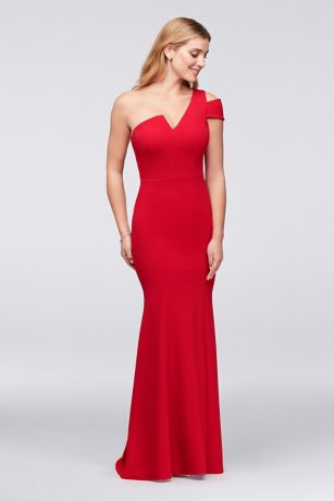 Used Red Ball Gown