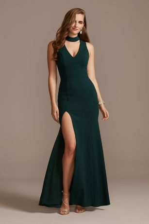 Long Sheath Tank Dress - Betsy and Adam