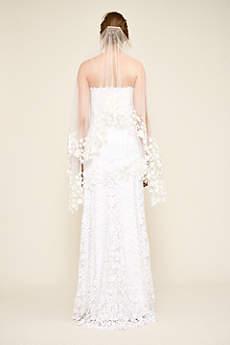 Tadashi Shoji Wedding Gowns, Guest & Flower Girl Dresses | David\'s ...
