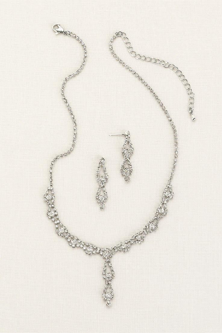7863186b59508 Bridesmaid & Bridal Jewelry Sets | David's Bridal