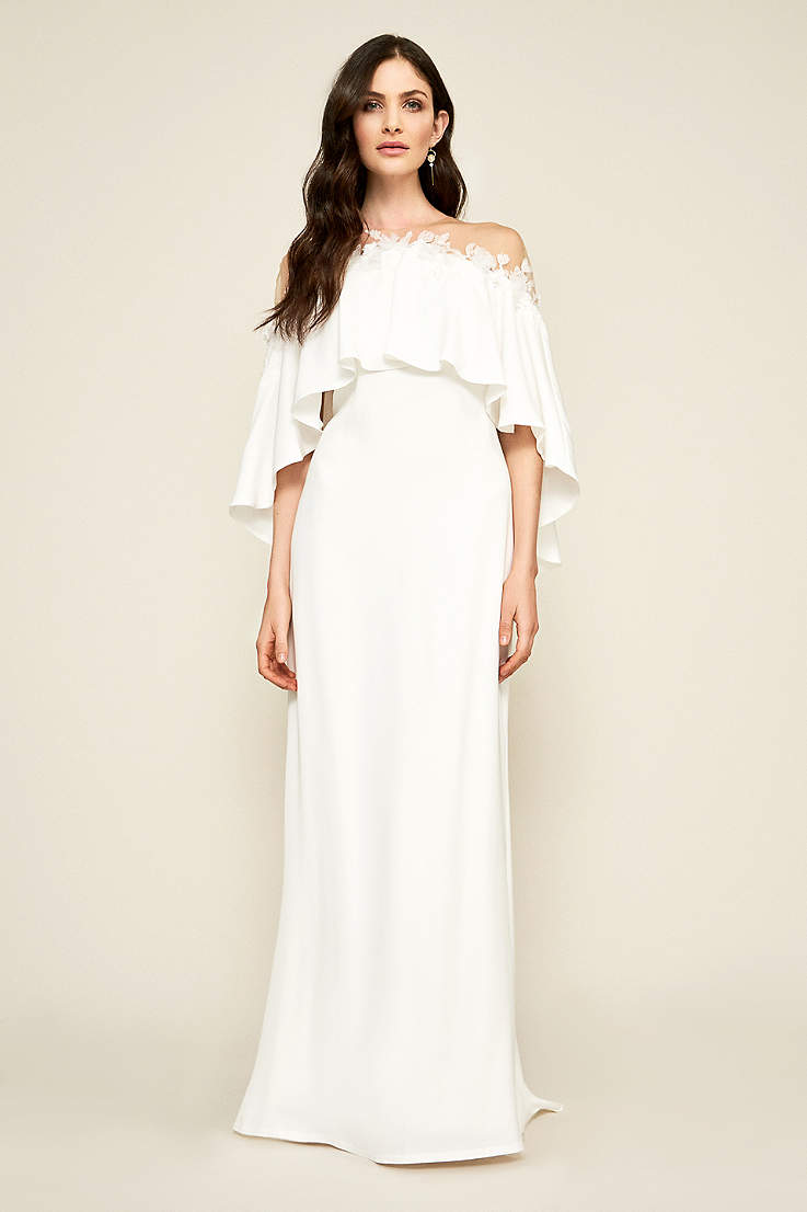 Destination Beach Wedding Dresses Davids Bridal
