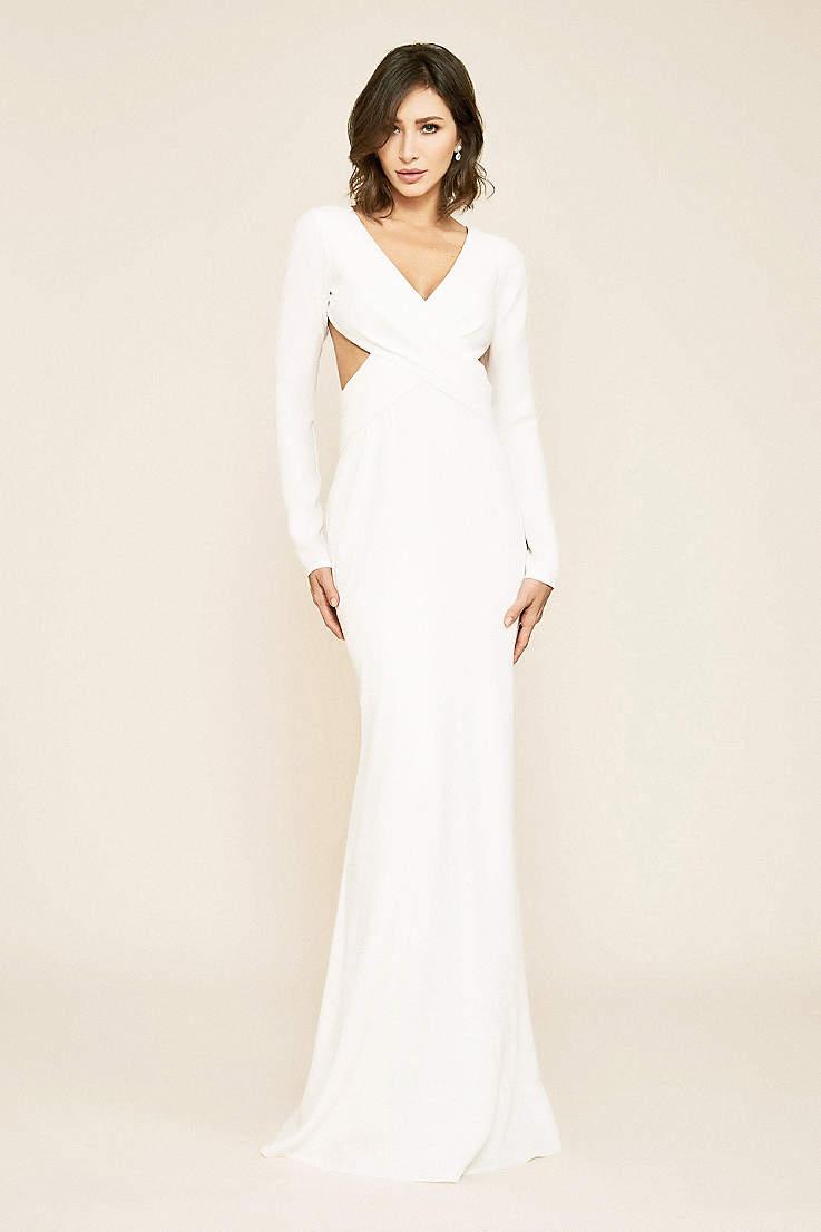 b2c2b605c45 Wedding Dresses with Sleeves | David's Bridal