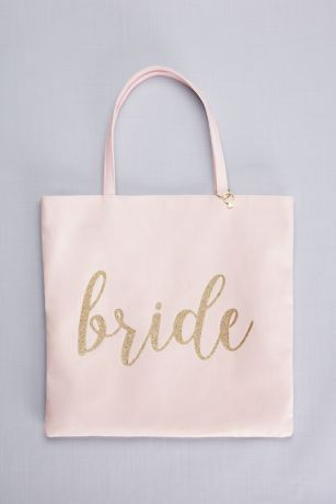 Honeymoon Vibes Reversible Bride Tote