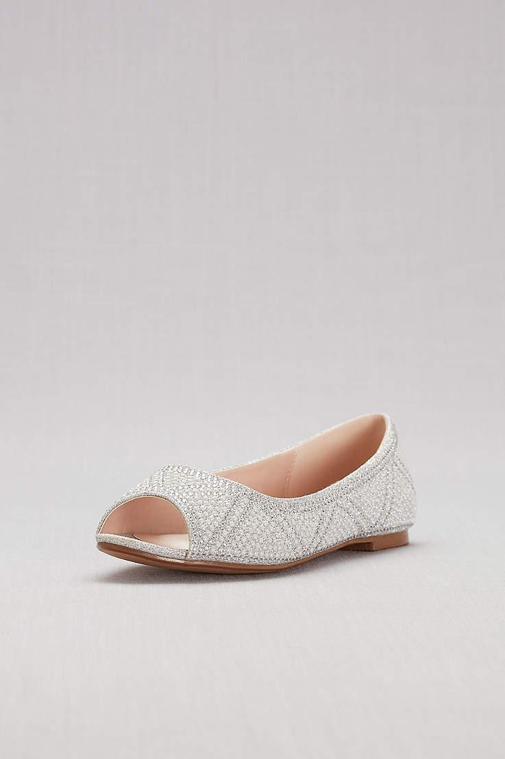 6b15c116904 P Toe Shoes Wedges Heels Pumps David S Bridal. Fovibery Fashion Women Las  Sandals ...