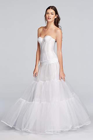 Bridal shapewear slip dresses davids bridal ball gown silhouette slip junglespirit Images