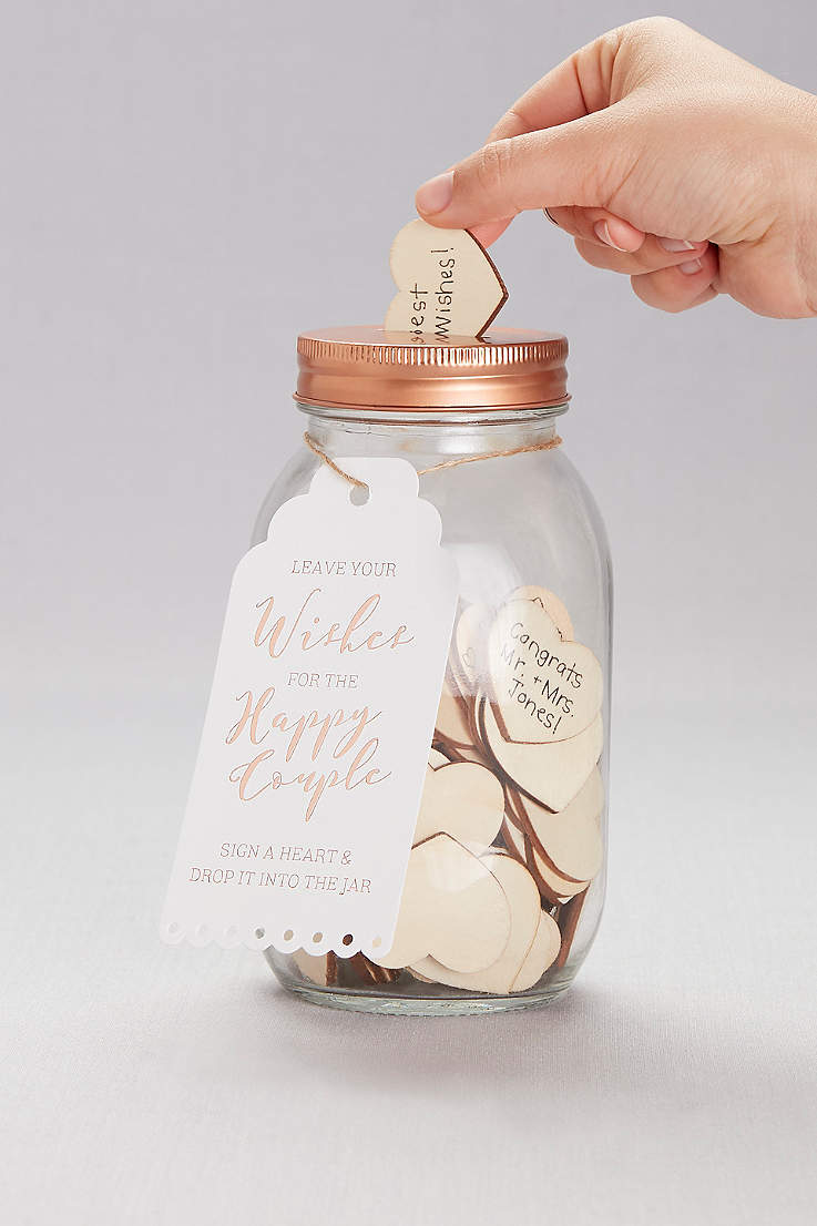 bcd53a039 Wishing Jar Guestbook