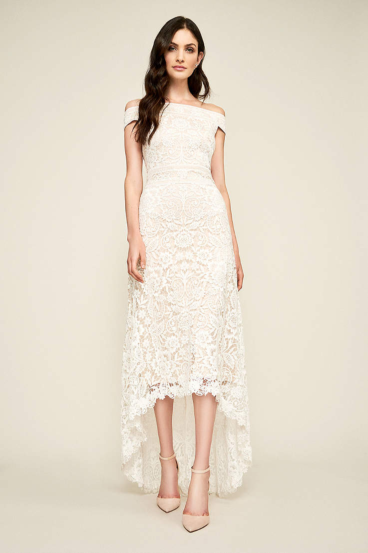 2efedf836122 Bohemian Wedding Dresses & Boho Gowns | David's Bridal