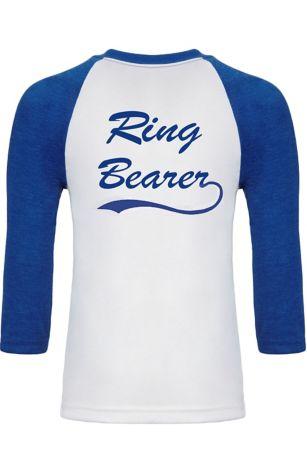 Sporty Ring Bearer T-Shirt
