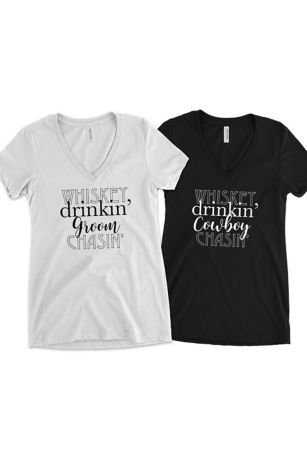 "Whiskey Drinkin"" T-Shirts"