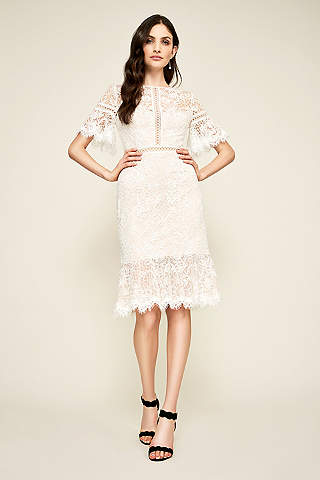 Tadashi Shoji Wedding Gowns, Guest & Flower Girl Dresses   David\'s ...