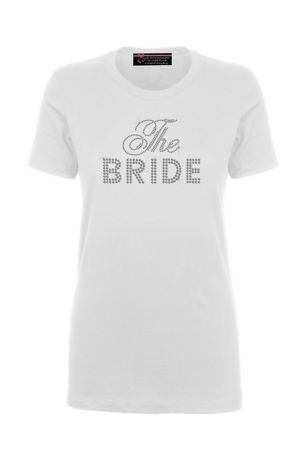 The Bride Big Bling T-Shirt