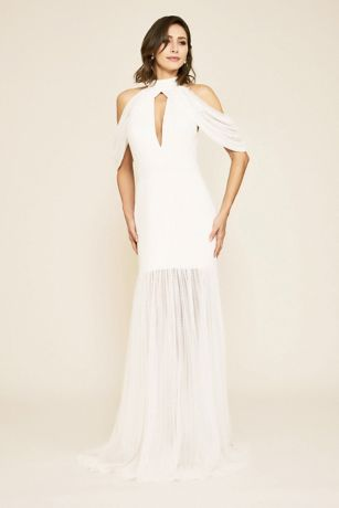 Casual & Informal Wedding Dresses & Vow Renewal Gowns | David\'s Bridal