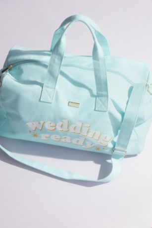 Wedding Ready Duffle Weekender Bag