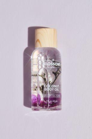Flower Infused Body Oil