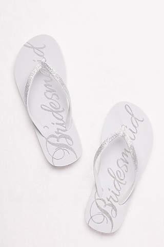 Flip Flips For Women in Various Colors & Styles   David\'s Bridal