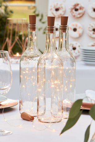 Cork Bottle Fairy Lights
