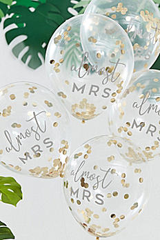 Almost Mrs Confetti Balloon Set BS-419