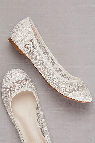 LACED - Ballet pumps - white Affordable Cheap Online J2RVjQ