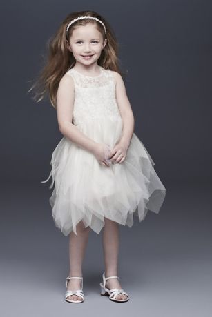 7a44f3a5b Flower Girl Dresses in Various Colors   Styles