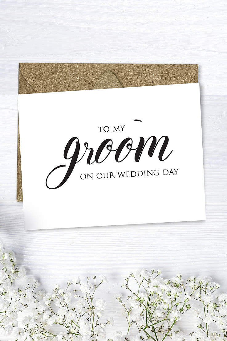 8baee7c48107 Wedding Gifts for the Groom | David's Bridal