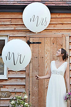 Mr and Mrs Balloons CW-218