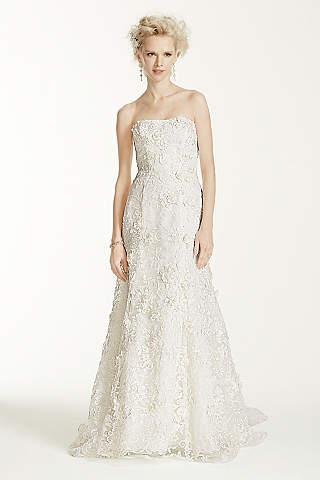mermaid trumpet wedding dresses david s bridal
