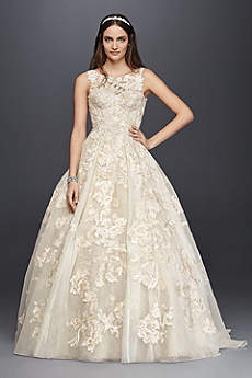 Wedding gowns for busty women