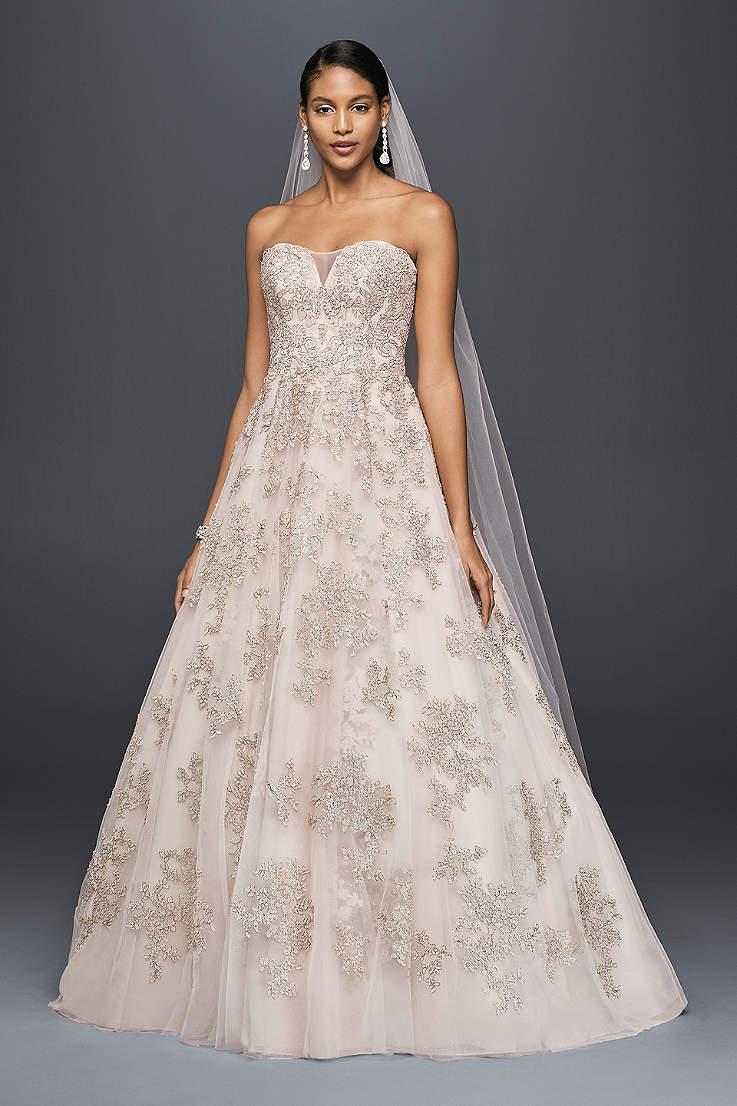 Oleg Cassini Wedding Dresses Gowns 2019 Davids Bridal