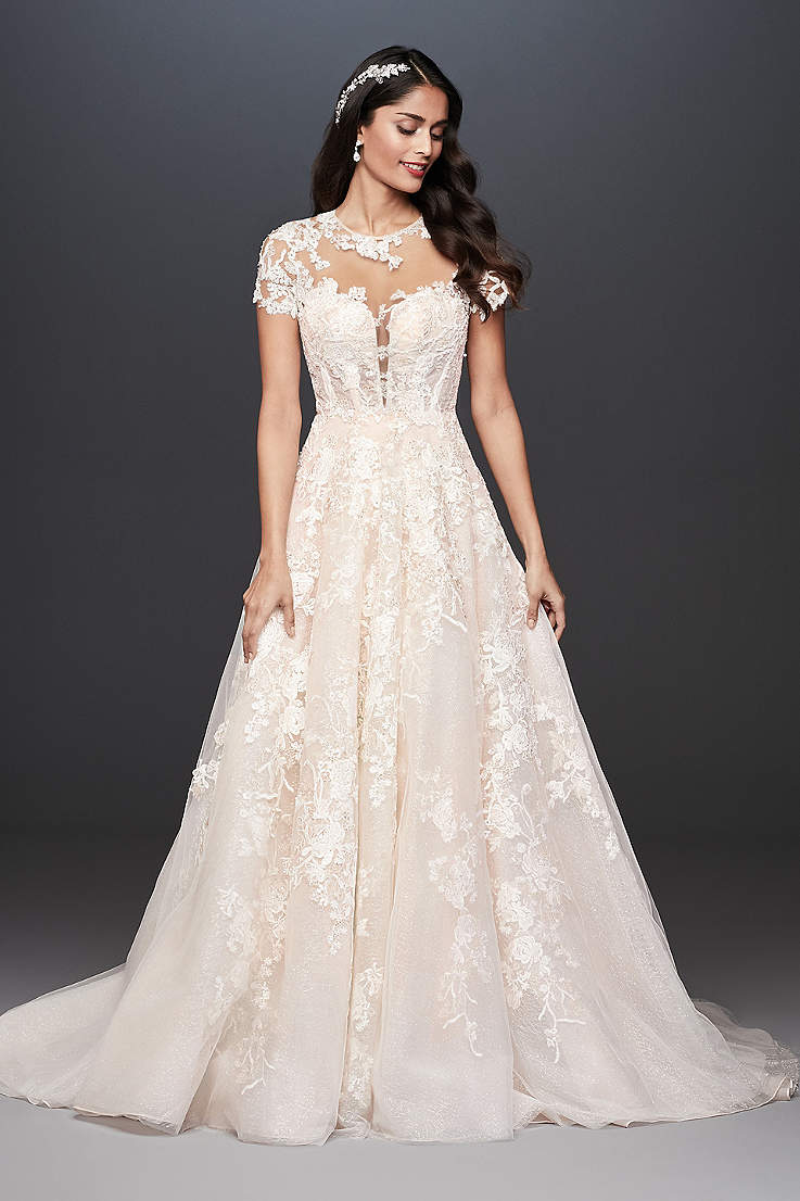 ebb7e56bc181 Latest Wedding Dresses & Gowns: 2019 New Arrivals | David's Bridal