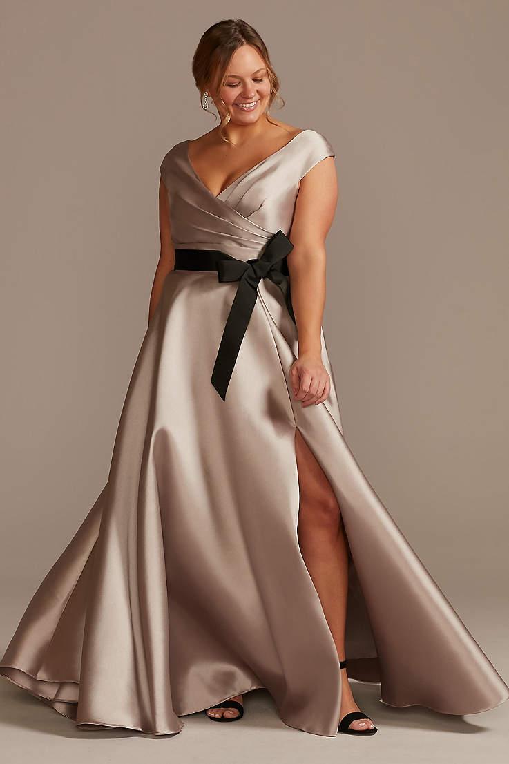 Plus Size Mother of the Brides Dresses   David's Bridal