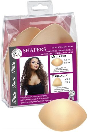 Braza Shapers Full Enhancement Pads