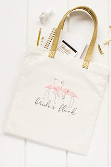 DB Exclusive Brides Flock Canvas Tote