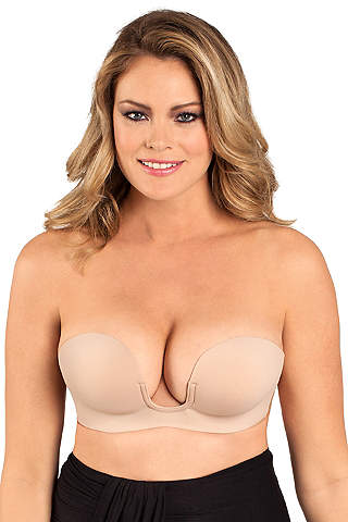 Bridal Bras and Corsets in Backless & Strapless Styles | David\'s Bridal