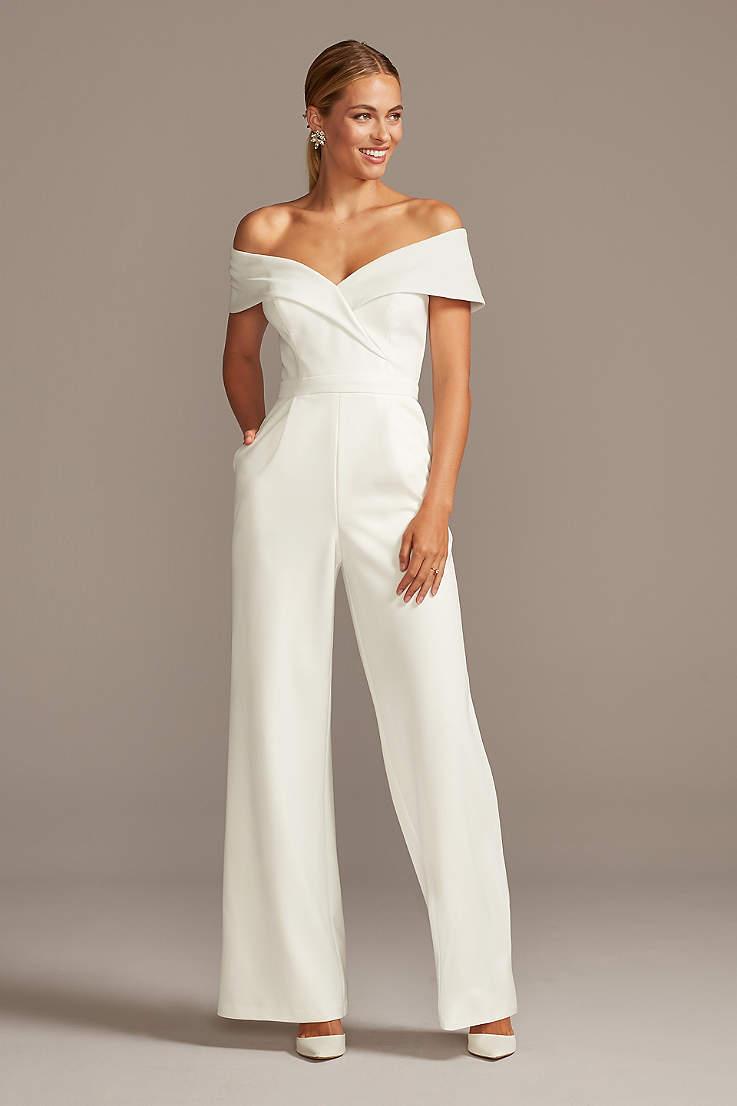 Casual Wedding Dresses Informal Bridal Wear David S Bridal,Casual Simple Beach Wedding Dresses