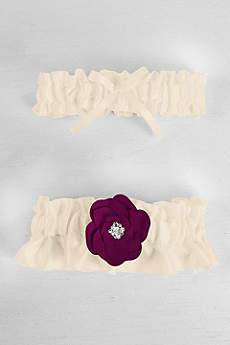 DB Exclusive Floral Desire Garter Set
