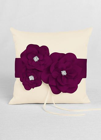 DB Exclusive Floral Desire Ring Pillow