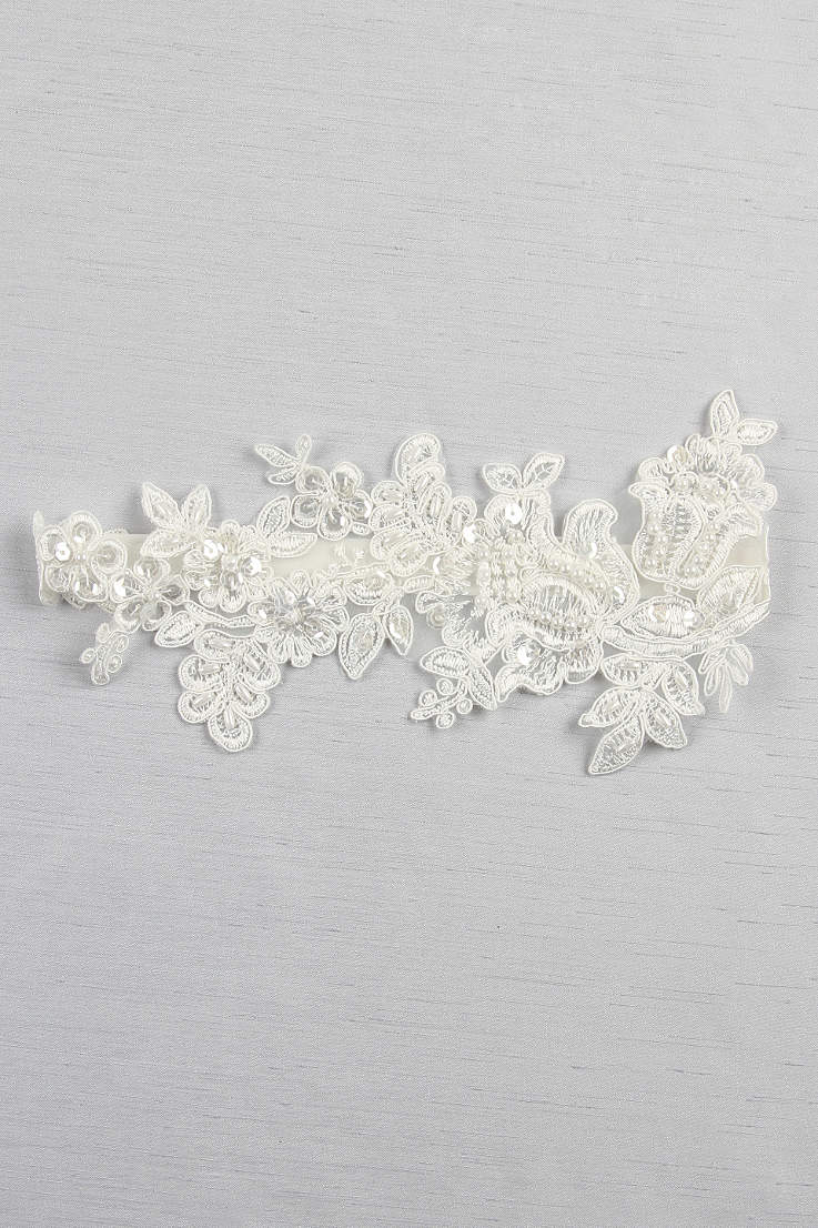 04311e0e9 Bridal Garters   Wedding Garter Sets in All Sizes