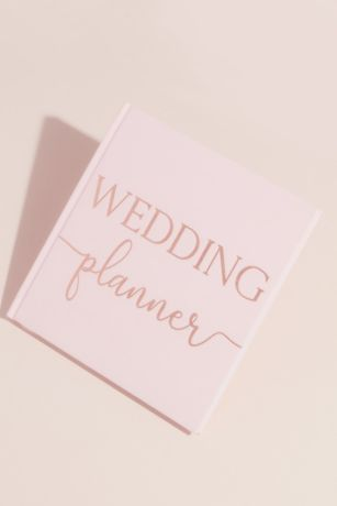 Wedding Planning Bound Notebook