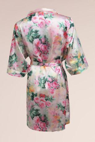DB Exc Pastel Floral Robe