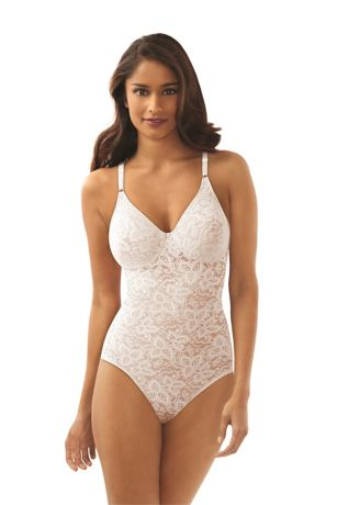 Bali Lace N Smooth Bodysuit