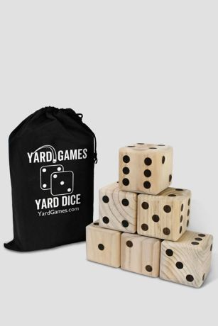 Giant Lawn Dice Game