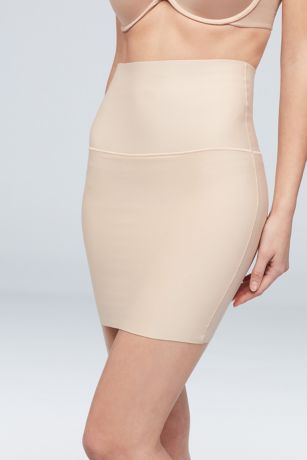 Maidenform High Waist Fitted Half Slip