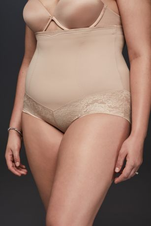 Curvy Firm Foundations HiWaist Brief