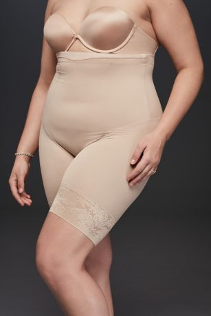 Curvy Firm Foundations HiWaist Thigh Slimmer