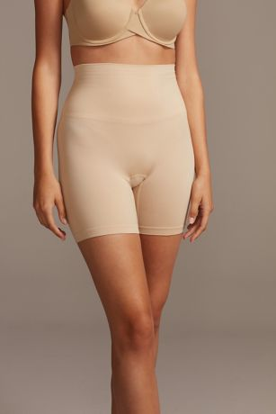 Maidenform Mid Rise Upper Thigh Shapewear Shorts