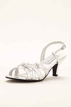 Touch Ups Grey Sandals (Donetta Sandal by Touch Ups)