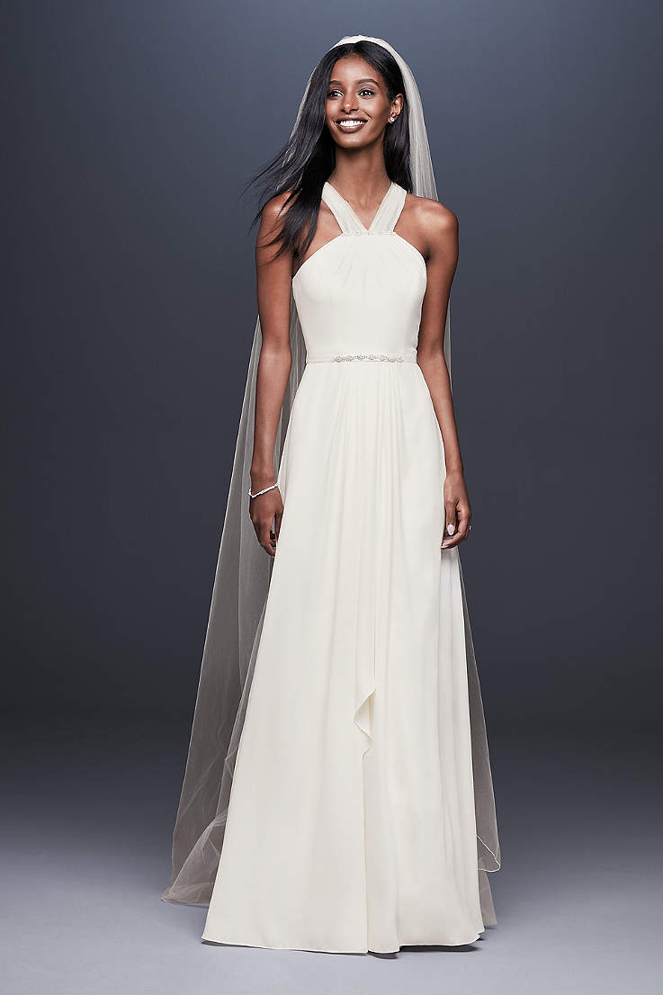 6ebc0c1fbd Cheap Wedding Dresses & Gowns Under $100 | David's Bridal