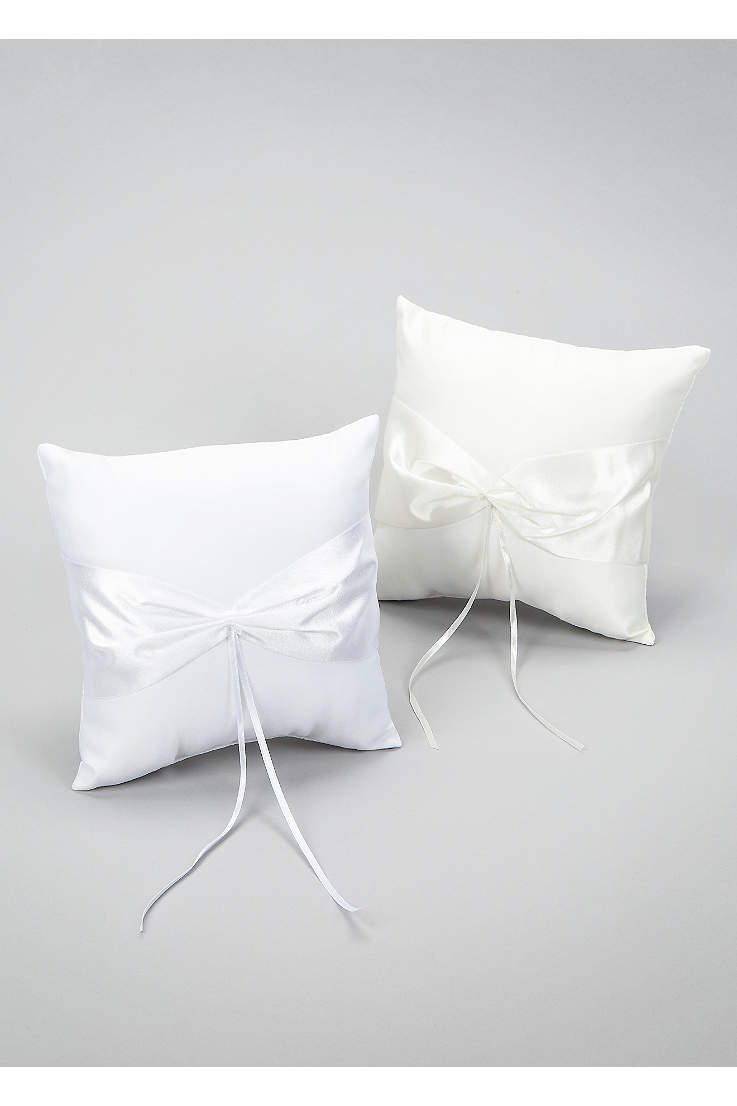 Ring Bearer Accessories Pillows Signs Davids Bridal