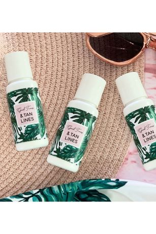 Palm Leaf Sunscreen