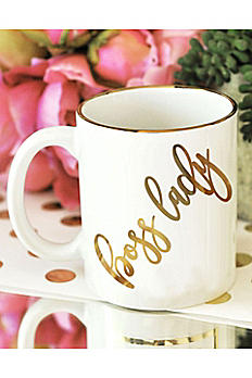 Boss Lady Coffee Mug EB3141BSL
